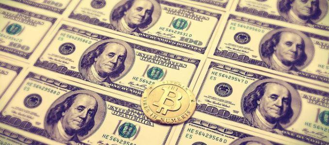 биткоин -доллар