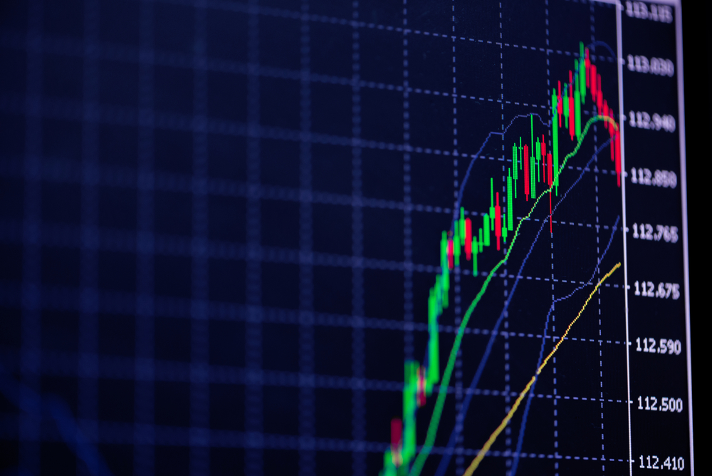 В торговых платформах имеется возможность зафиксировать результат при достижении графиком желаемой цены.