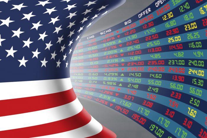 Востребованные биржевые индексы американского рынка.