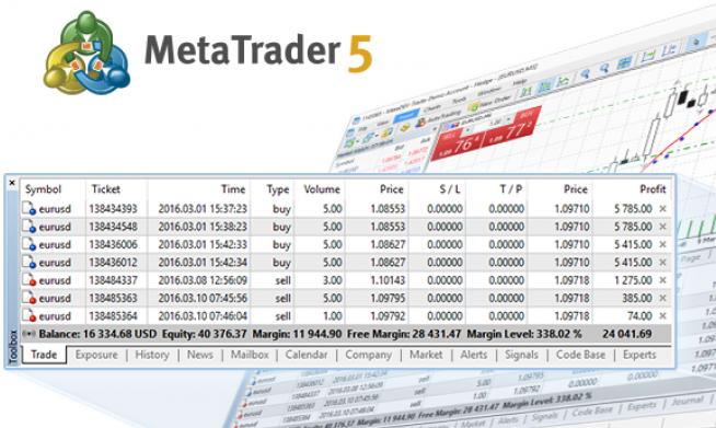 Обзор терминала Метатрейдер 5 для эффективного его применения